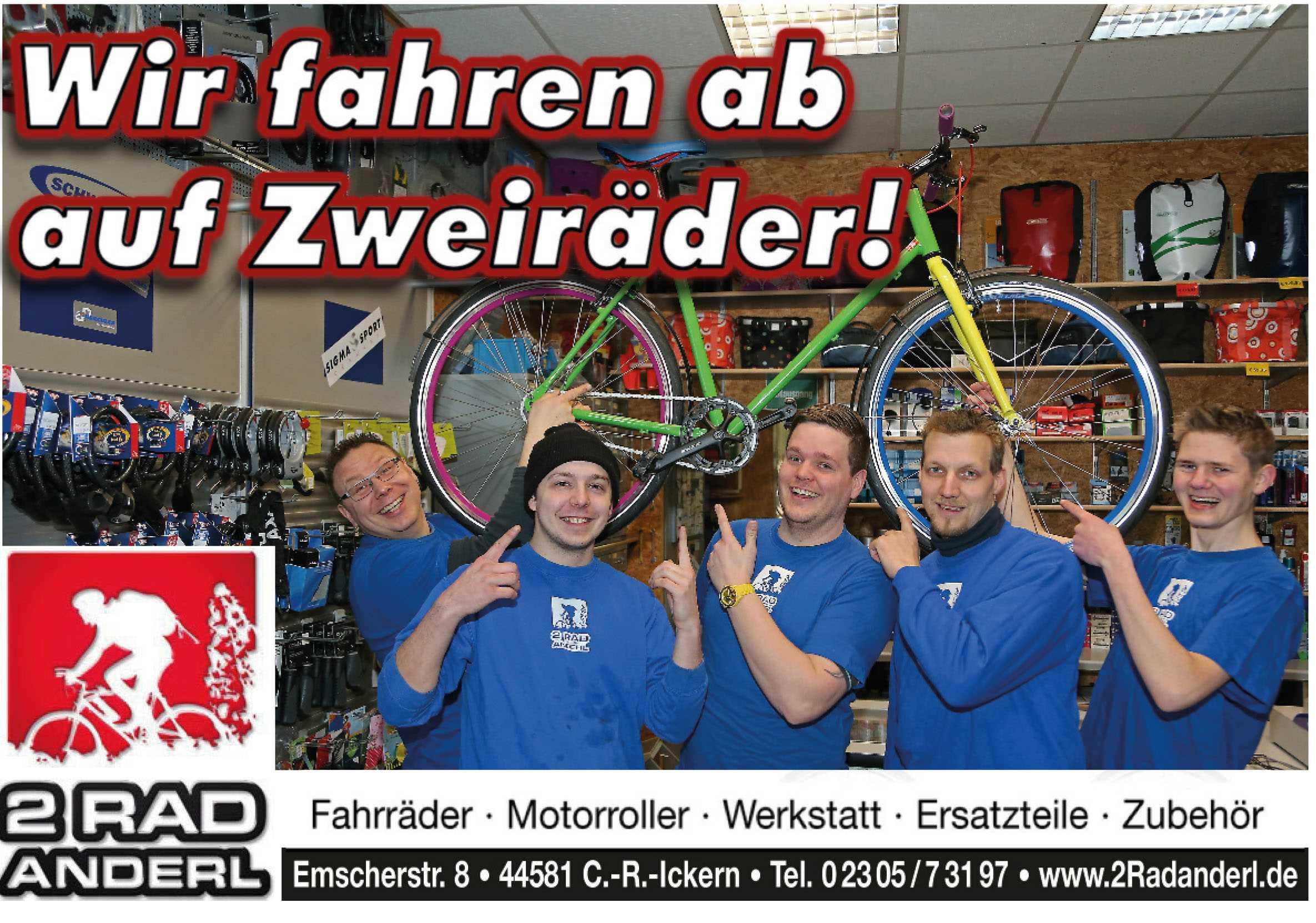 2 Rad Anderl
