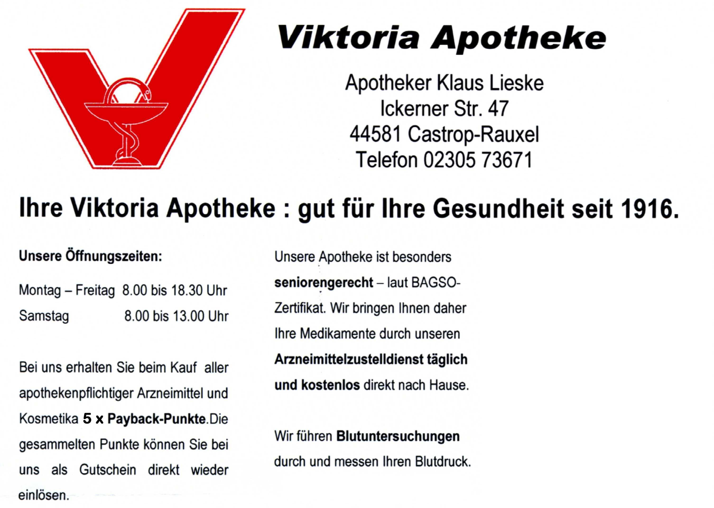 Viktora Apotheke